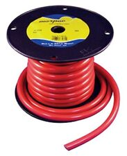 NEW MARPAC MARINE BOAT 2/0X25'BATTERY CABLE RED 7-4430
