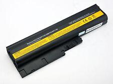 6-Cell Batterie pour IBM Lenovo Thinkpad R60 T60 R500 T500 W500 42T4513 42T5233