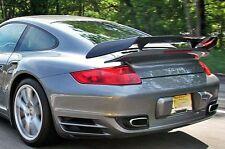 Porsche 997 Turbo GTR II add on Carbon Fiber top Wing