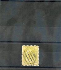 CANADA Sc 80(SG 159)F-VF USED 1898 6c BROWN $130