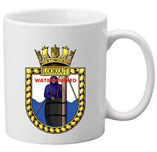 HMS LOOKOUT COFFEE MUG