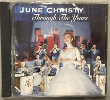 JUNE CHRISTY, THROUGH THE YEARS HCD-260