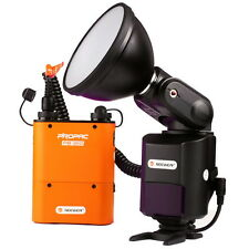 AD-360 Flash Light Speedlite with PB960 Battery Pack Kit