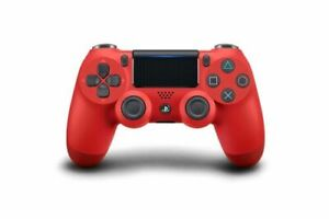 GENUINE Sony PS4 PlayStation 4 DualShock 4 Dual Shock Wireless Controller v2 Red