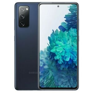 Samsung Galaxy S20 FE 5G G7810 8GB Ram 128GB Rom Dual Sim - Nube Azul Marino