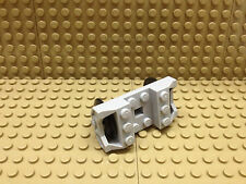 Lego® Eisenbahn 1 Radsatz Waggon Achse hellgrau komplett 2878 57878 10020 7897