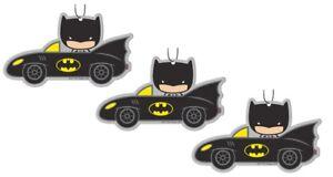 Batman Batmobile 3 Pack Air Fresheners - Ocean Scent