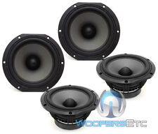 "4 pcs. FOCAL 5V3253 5.25"" HOME AUDIO 7 OHM MIDRANGE SPEAKERS MADE IN FRANCE NEW"