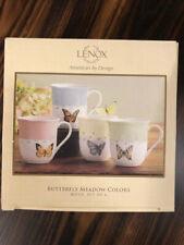 Lenox Butterfly Meadow Mugs Set of 4 773903