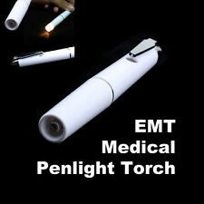 New Durable Mini Medical EMT Surgical First Aid Flashlight Light Penlight Torch