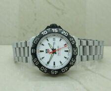 Tag Heuer Formula 1 White Quartz Swiss Date Watch
