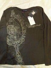 Trussardi Jeans женская футболка   размер маленький ХS. Сделано в Италии.