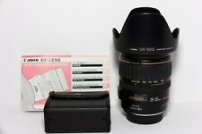 Canon EF 28-135mm f/3.5-5.6 IS USM Lens with extras. Read description