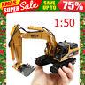 Kids Truck Mini Metal Car Series Model Toy Truck Excavator Digger Toy Gift Xmas