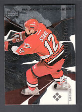 Eric Staal 2003-04 Black Diamond Rookie Gems Quad Diamond Rookie Card #190