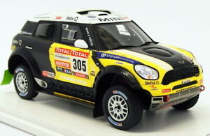 TSM Model 1/43 Scale TSM144343 - 2012 Mini Countryman All4 Racing #305