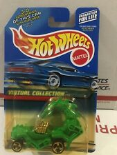 HOT WHEELS '00 VIRTUAL COLLECTION CARS 'RODZILLA' (COLLECTOR 126)