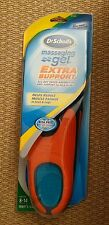 Dr. Scholl's Massaging Gel Extra Support Men's Size 8-14