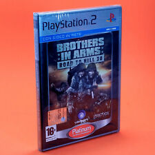 BROTHERS IN ARMS ROAD TO HILL 30 PS2 italiano