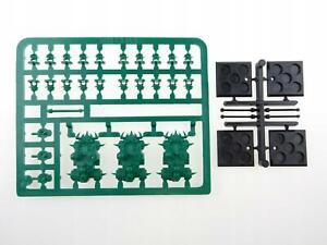 Epic 40k Ork Horde Sprue vintage set of miniatures OOP
