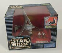 Vintage 1997 Micro Machines Star Wars Action Fleet Incom T-16 Skyhopper Toy