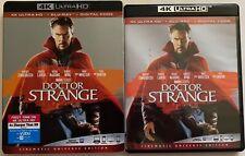 MARVEL DOCTOR STRANGE 4K ULTRA HD BLU RAY 2 DISC SET + SLIPCOVER SLEEVE BUY IT