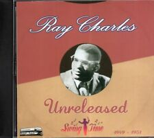 Ray Charles - Unreleased Swing Time 1949-1951 (2006 CD) New & Sealed