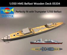 Trumpeter 1/350 HMS Belfast Wooden Deck 05334