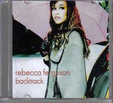 Rebecca Ferguson-Backtrack Promo cd single
