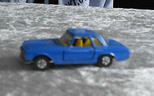 CORGI JUNIORS Whizz Wheels Mercedes 280 SE Pagode blau