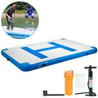Floating Mat - 3mx2m Swim Deck, Water Pad, Inflatable Island Swim Platform