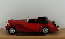 Solido Red Box Delahaye 135M Cabriolet Figoni-Falaschi 1939 in red 1148