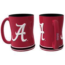 Boelter Brands NCAA Alabama Crimson Tide Burst Mug 15-Ounce
