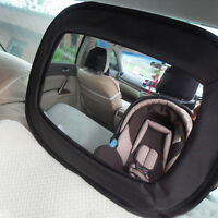 Baby Child View Mirror For Rear Facing Car Seat Adjustable Safety Auto Infant