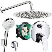 Unterputz Duschsystem mit Kopfbrause Ø300 mm, Crometta, iBox, Hansgrohe Focus E2