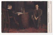 St Martins Theatre London Damaged Goods Vintage Advert Postcard 828b