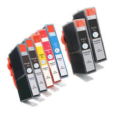 7 PACK 564XL Ink Cartridge for HP Photosmart D5445 D5460 D7560 C510