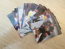 1993-94 DONRUSS HOCKEY, RATED ROOKIES, COMPLETE INSERT SET, 1-15 CARDS