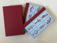Folio Society Alice's Adventures and Through the Looking-Glass 2 Vol Slipcase