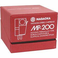 NAGAOKA MP-200 стерео картридж из Японии с возможностью отслеживания бесплатная доставка