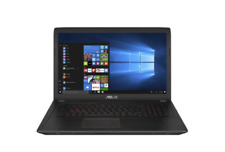 "ASUS Fx753vd-gc084t Gtx1050 Gaming Notebook 17.3"" 1080p FullHD Intel I7-7700hq 1"