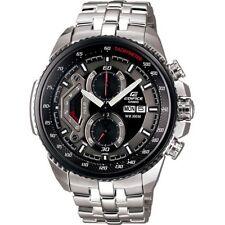 Mens Casio Edifice stainless steel bracelet watch EF-558D-1AVEF