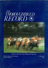 1981 Thoroughbred Record Magazine: Hollywood Park Turf/Preakness Winners