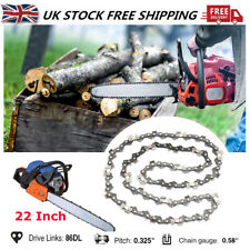 Rotatech Genuine Chainsaw Chain To Fit 58CC 20 Petrol Chainsaw 76 Links 325 Pitch 1.5mm Gauge