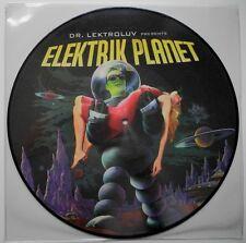 "12""BE**VARIOUS - DR. LEKTROLUV PRES. ELEKTRIK PLANET (PICTURE DISC)**26806"