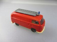 Wiking:VW T2 Kastenwagen mit Dachaufbau, orangerot (1W)