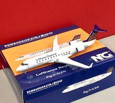 NG model 1/200 Lufthansa Regional Bombardier CRJ-200 D-ACRM metal miniature