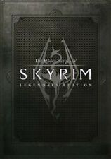 The Elder Scrolls V 5 Skyrim Legendary Edition Steam Key PC Region Free