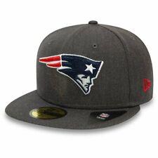 New Era 59Fifty Kinder Cap - HEATHER New England Patriots -