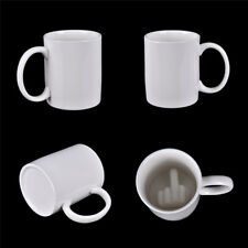 Up Yours Mug Middle Finger Mug Coffee Cup with Ceramic Material Mug Tee Wrd